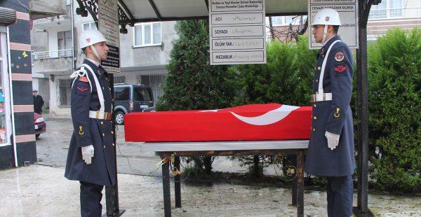 Ordu'da Kıbrıs gazisi Mehmet Bayrak Vefat Etti