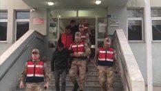 Ordu'da hırsızlık ve uyuşturucu operasyonunda 3 kişi tutuklandı