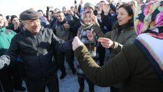 Ordu Perşembe Yaylası'nda kış festivali sevinci