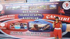 Ordunun Altın Kızı Türkiye Şampiyonasına Damga Vurdu