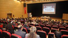 Ordu Üniversitesi Bilimsel Araştırma Toplantısı Gerçekleştirildi