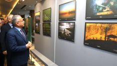 Ordu'da 4 Mevsim Fotoğraf Sergisi Açıldı