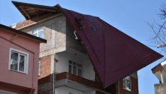 Ordu'da Fırtınada 175 konut, 32 okul ve 13 kamu binası Zarar Gördü