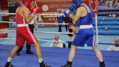 Genç Erkekler Türkiye Boks Şampiyonası sona erdi