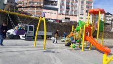 Büyükşehir Belediyesi Engelli Çocukları Unutulmuyor