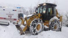 Ordu Büyükşehir Kar Temizleme Çalışmalarına Aralıksız Devam Ediyor