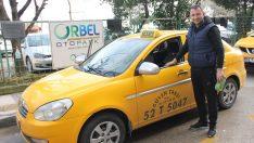 Ordu'da taksicinin bulduğu peçeli baykuş tedavi altına alındı