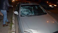 Ordu'da otomobilin çarptığı kadın ağır yaralandı