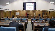 Ordu Büyükşehir Personel Eğitimine Devam Ediyor