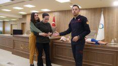 Ordu Büyükşehir  Deprem ve İlk Yardım Eğitimi Veriyor