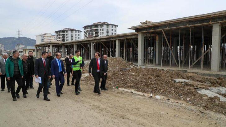 Ordu Valisi Yavuz'dan Amatör Spor Kulüplerine Destek