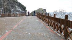 Sakin şehir Perşembe'deki Hoynat Adası turizme kazandırılıyor