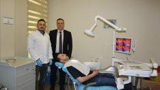 Ünye Devlet Hastanesinde İmplant Tedavisine Başlandı.
