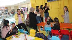 Ünye'de Anne Çocuk Oyun Atölyesi ekinliği düzenlendi