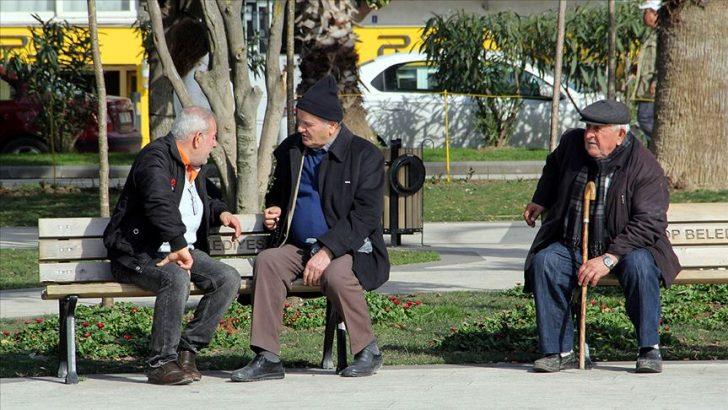 İçişleri Bakanlığından, 65 yaş üstüne sokağa çıkma yasağı!