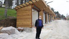 Başkan Güler, Boztepe'de Ordu'da üretilen ürünler satılacak
