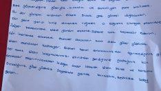 Ordu'da yurtlarda karantinada kalanlardan teşekkür mektupları