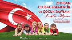 Başkan Dr. Mehmet Hilmi Güler, Biz Sizlere İnanıyor ve Güveniyoruz