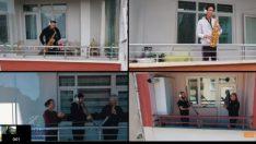 Ordu'nun sokakları türküsü Kovid-19'a göre uyarlandı
