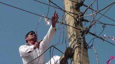 Ordu'da İnşaatta elektrik akımına kapılan işçi yaralandı