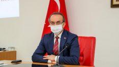 Vali Seddar Yavuz, Ordu'da Bugün Pozitif Vaka Yok