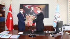 Ordu Milli Eğitim Müdürü Vargeloğlu Görevine Başladı