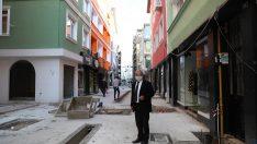 Başkan Güler, Sırrıpaşa Güzel Caddelerden Biri Olacak