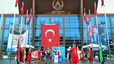 Altınordu Belediyesi Fetih'in Yıl Dönümünü Coşkuyla Kutladı