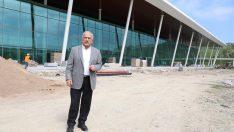 Altınordu Şehirlerarası Otobüs Terminali Tamamlanıyor