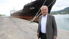 Başkan Güler, Ünye Limanında İncelemelerde Bulundu