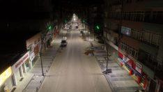Ordu Büyükşehir Altınordu'yu Işıl Işıl Parlatıyor