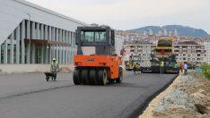 Ordu Büyükşehir Karapınar'da Sorunları Çözüyor