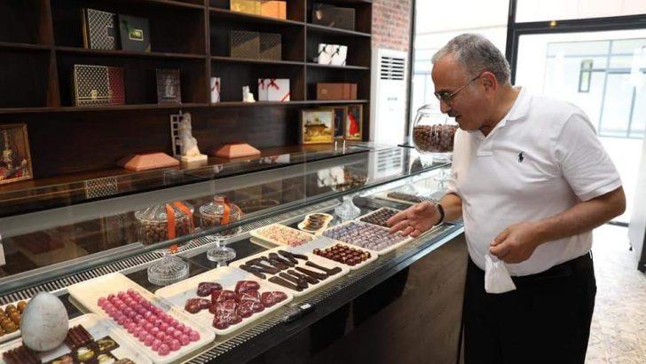 Ordu'da Çikolata Kafe Açıldı