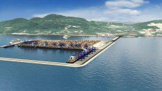 Ordu'da konteyner limanıkuruluyor