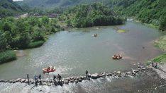 Ordu'da rafting sporu başlıyor